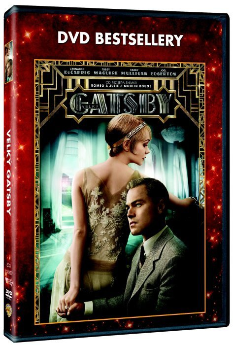 Velký Gatsby (DVD) - DVD bestsellery