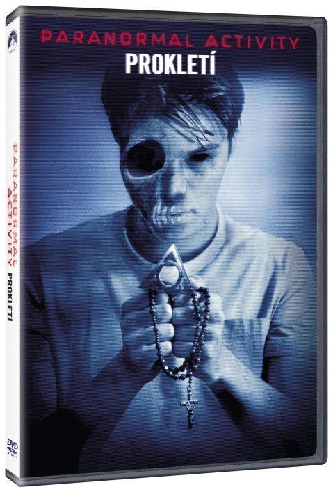 Paranormal Activity: Prokletí (DVD)