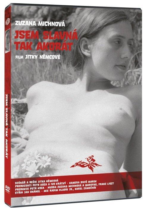 Zuzana Michnová - Jsem slavná tak akorát (DVD)