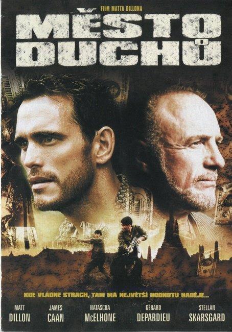 Město duchů (DVD) (papírový obal)