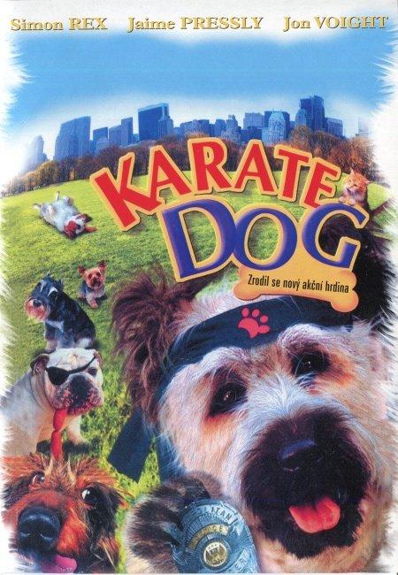 Karate Dog (DVD) (papírový obal)