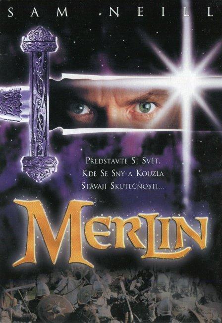 Merlin (DVD) (papírový obal)