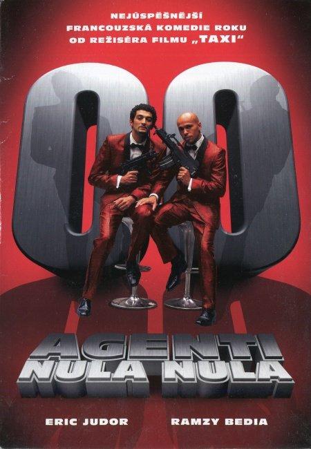 Agenti nula nula (DVD) (papírový obal)