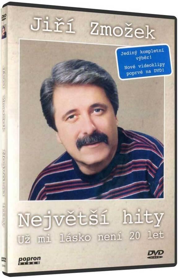 Jiří Zmožek - Největší hity (DVD)