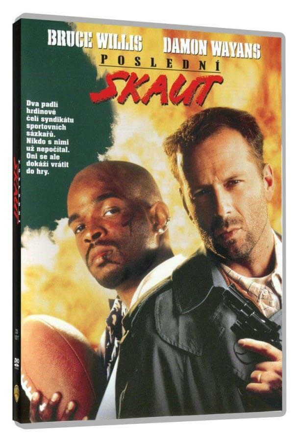 Poslední skaut (DVD)