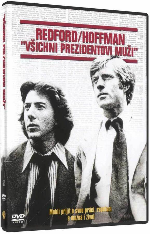 Všichni prezidentovi muži (DVD)
