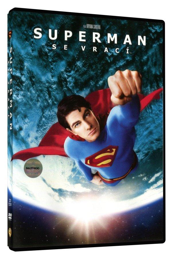 Superman se vrací (1xDVD)