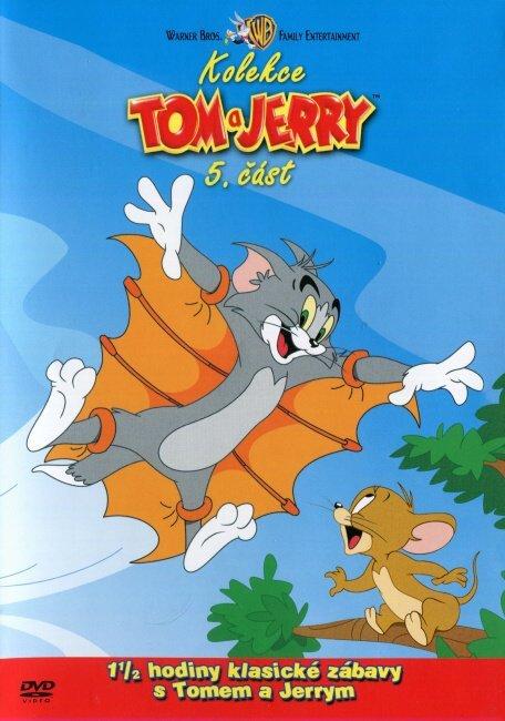 Tom a Jerry - kolekce 5. část (DVD)