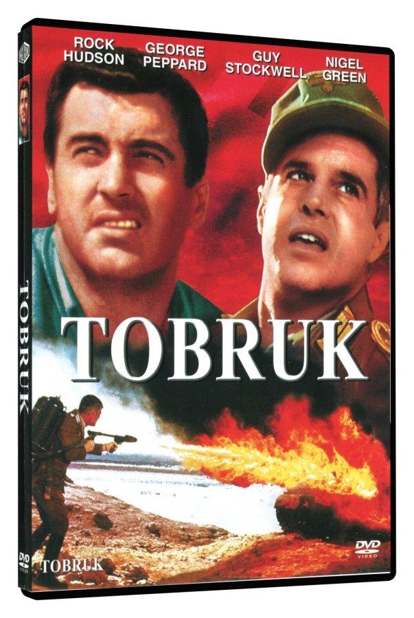 Tobruk (1967) (DVD) - Válečná edice