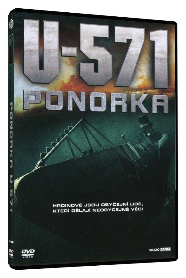 Ponorka U-571 (DVD)