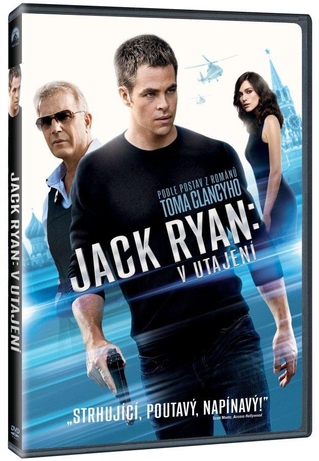 Jack Ryan: V utajení (DVD)