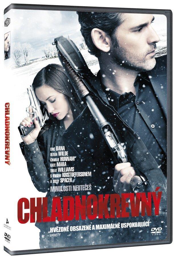 Chladnokrevný (DVD)