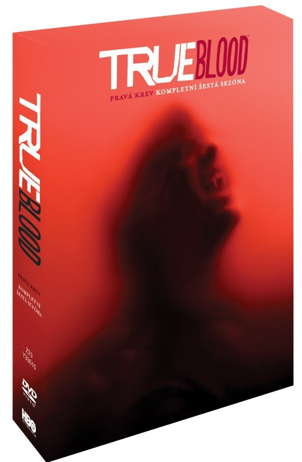 True Blood - Pravá krev 6. série - 4xDVD