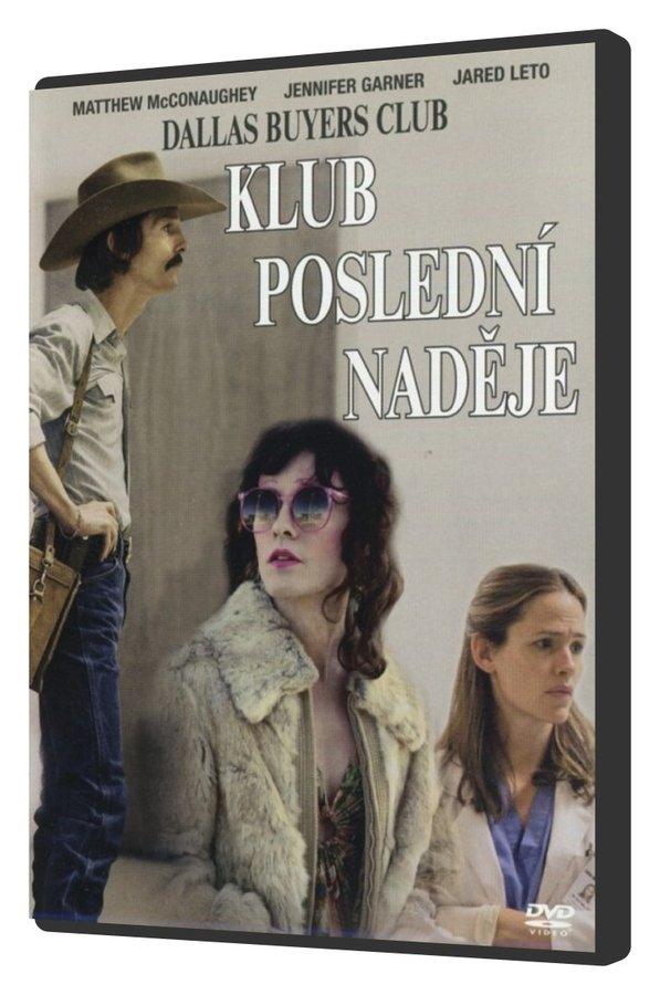 Klub poslední naděje (DVD)