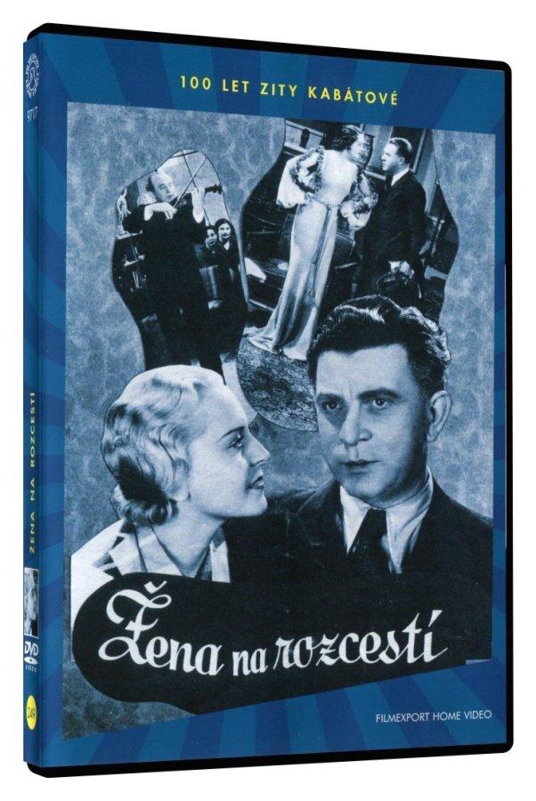 Žena na rozcestí (DVD)