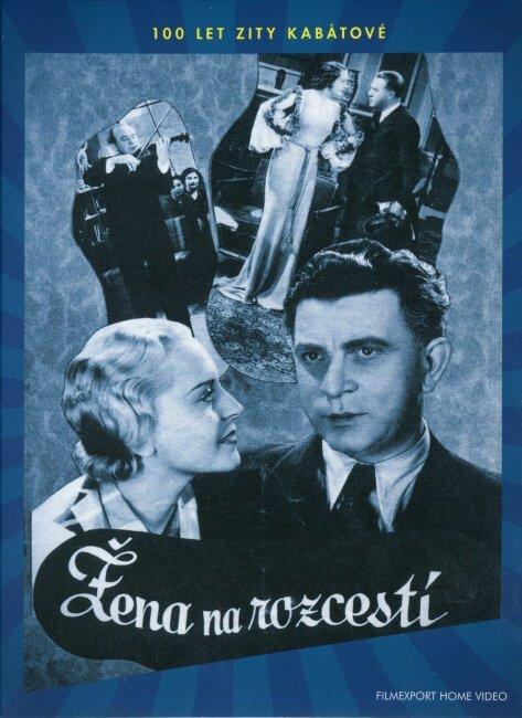 Žena na rozcestí (DVD) - digipack
