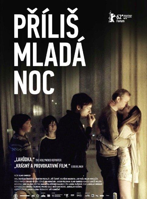 Příliš mladá noc (DVD)