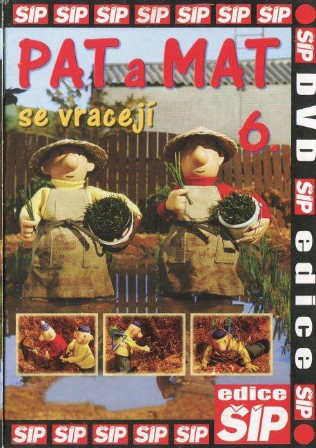 Pat a Mat 6 (DVD) (papírový obal)