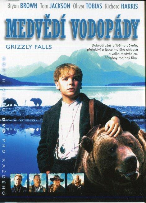 Medvědí vodopády (DVD)