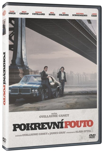 Pokrevní pouto (DVD)