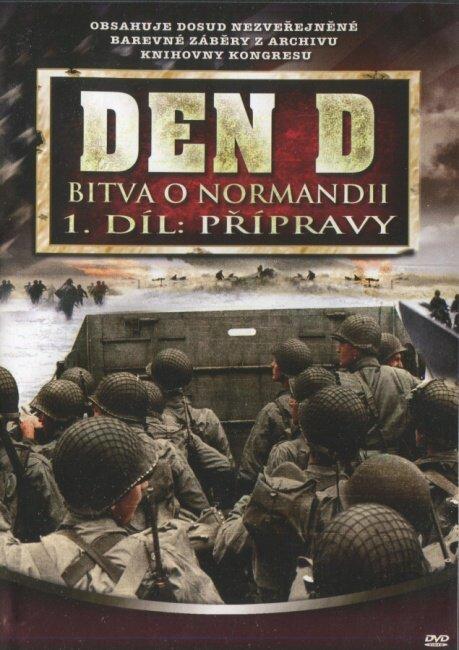Den D: Bitva o Normandii 1-3 (3xDVD)