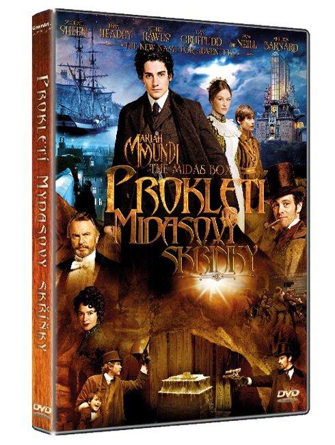 Prokletí Midasovy skříňky (DVD)