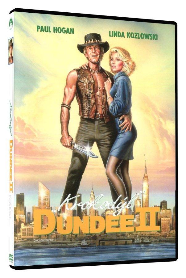 Krokodýl Dundee 2 (DVD)