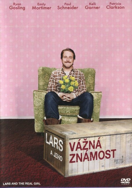 Lars a jeho vážná známost (DVD)