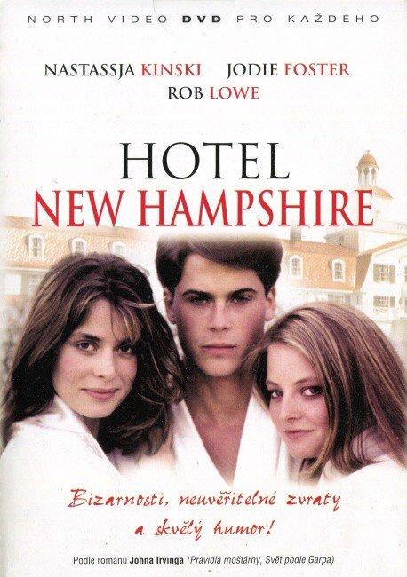 Hotel New Hampshire (DVD) (papírový obal)