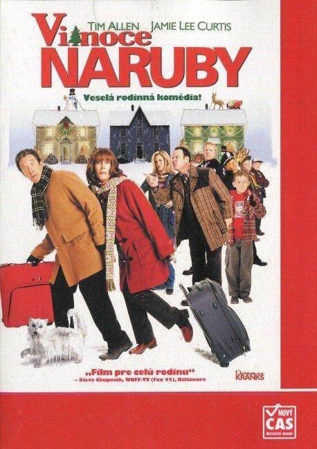 Vánoce naruby (DVD) (papírový obal)