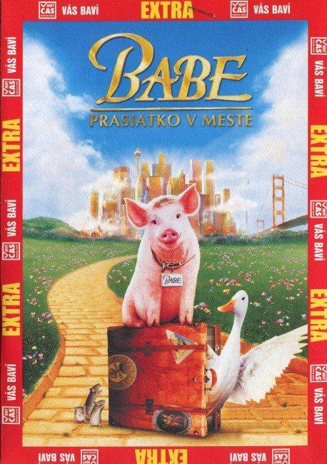 Babe 2: Prasátko ve městě (DVD) (papírový obal)