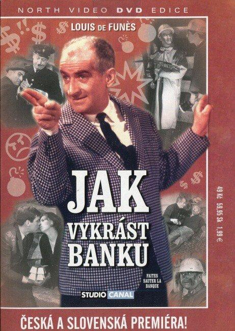 Jak vykrást banku (DVD) (papírový obal)