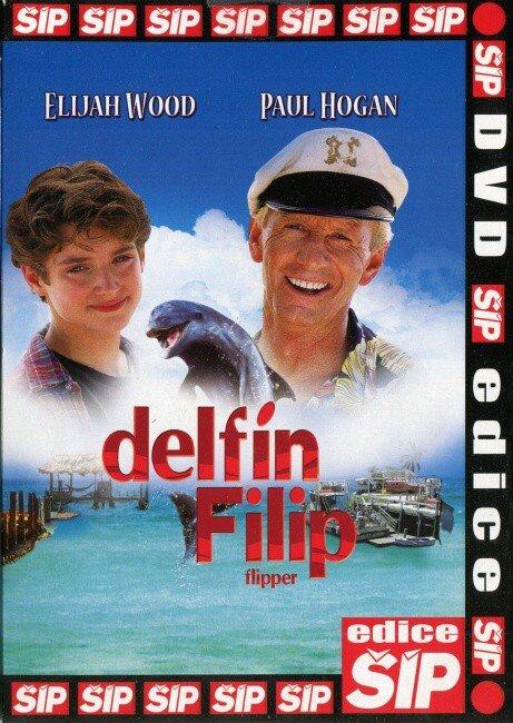 Delfín Filip (DVD) (papírový obal)