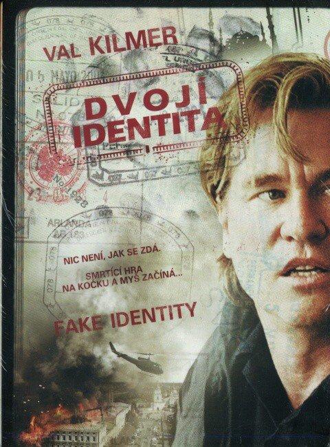 Dvojí identita (DVD)