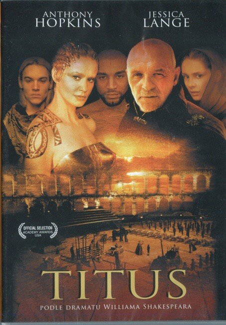 Titus (DVD) - plastová krabička