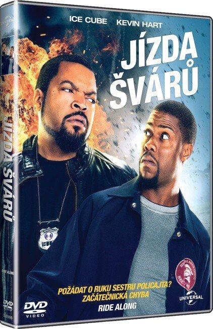 Jízda švárů (DVD)