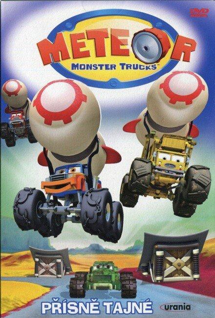 METEOR - Monster Trucks - Přísně tajné (DVD) (papírový obal)