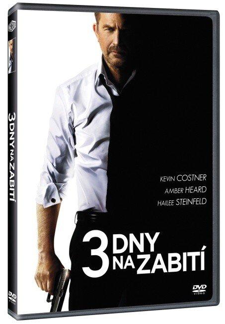 3 dny na zabití (DVD)