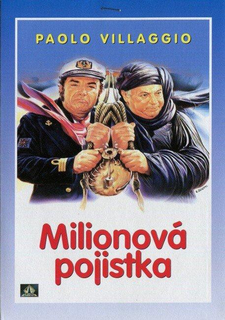 Milionová pojistka (DVD) (papírový obal)