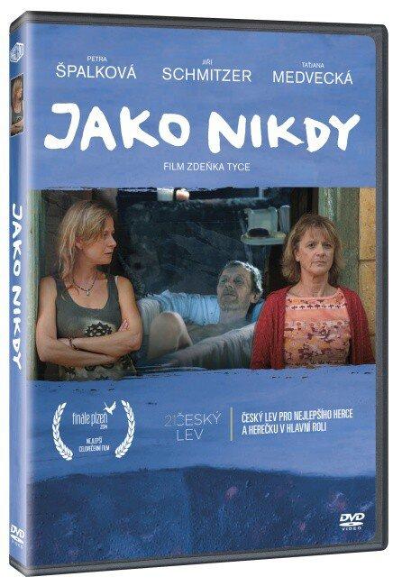 Jako nikdy (DVD)