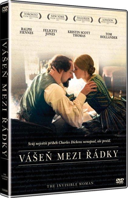 Vášeň mezi řádky (DVD)