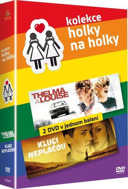 Kolekce Holky na Holky (Thelma a Louise, Kluci nepláčou) - 2xDVD - CZ titulky