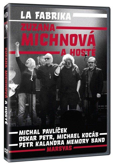 Zuzana Michnová a hosté (DVD) - La Fabrika (2012)