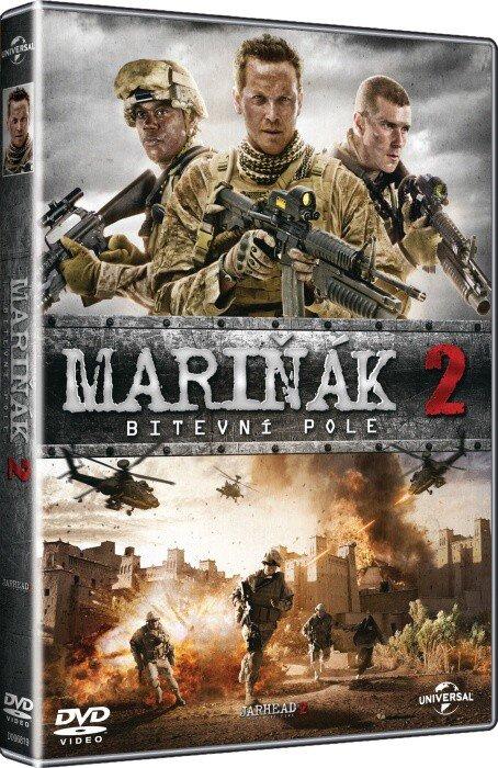 Mariňák 2: Bitevní pole (DVD)