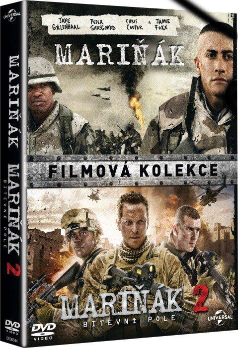 Mariňák 1+2 - kolekce (2xDVD)