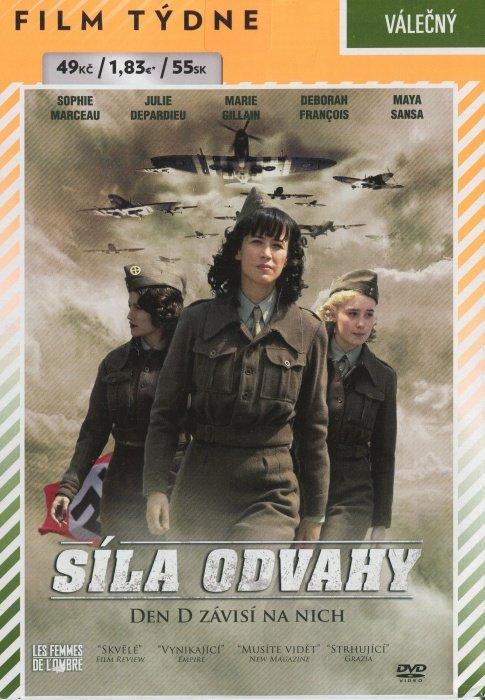 Síla odvahy (DVD) (papírový obal)
