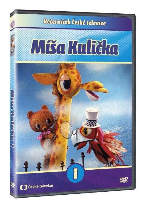 Míša Kulička 1 (DVD)