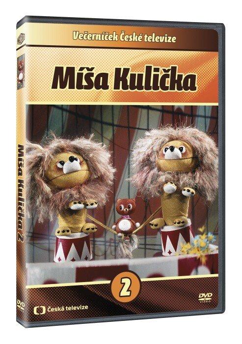 Míša Kulička 2 (DVD)