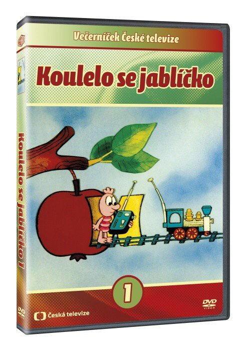 Koulelo se jablíčko 1 (DVD)