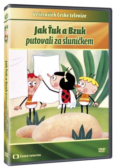 Jak Bzuk a Ťuk putovali za sluníčkem (DVD)